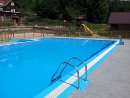 Bazénová vana